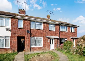 Thumbnail 3 bed terraced house for sale in Chesterfield Road, Goring-By-Sea, Worthing