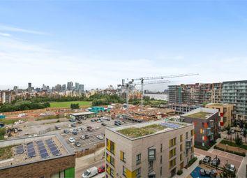Thumbnail 1 bed flat for sale in Landmann Point, 6 Peartree Way, Greenwich, London
