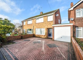 3 bed semi-detached house for sale in Osterley Close, Botley, Southampton, Hants SO30