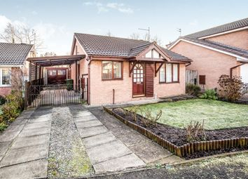 Thumbnail 2 bed detached bungalow for sale in Tarn Close, Winsford