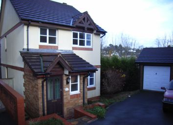 Thumbnail 3 bed detached house to rent in Manor View, Par, Cornwall