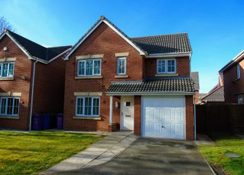 Thumbnail 4 bed detached house for sale in Wellfarm Close, Walton, Liverpool