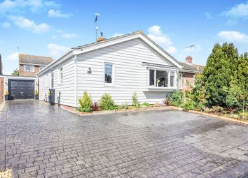 Thumbnail 2 bed semi-detached bungalow for sale in Holliland Croft, Great Tey, Colchester