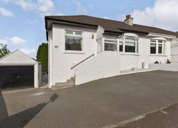 Thumbnail 3 bed bungalow for sale in Calderwood Road, Rutherglen, Glasgow, South Lanarkshire