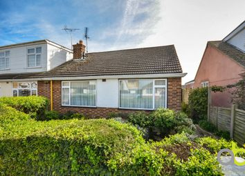 Thumbnail 2 bed semi-detached bungalow for sale in Palmerstone Road, Canvey Island