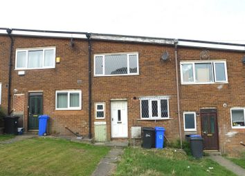 Thumbnail 3 bedroom town house for sale in Gaunt Close, Gleadless Valley, Sheffield