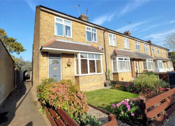 Thumbnail 3 bed terraced house for sale in Hamilton Road, Whitstable