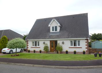 Thumbnail 3 bed detached house for sale in 19 Auld Brig View, Auldgirth, Dumfries