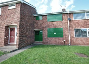 Thumbnail 3 bed property for sale in Hepple Court, Blyth