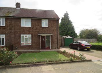 Thumbnail 3 bed semi-detached house for sale in Bramble Close, Leagrave, Luton