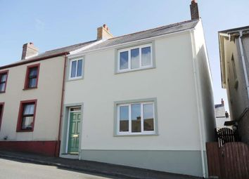 Thumbnail 3 bed end terrace house for sale in James Street, Neyland, Milford Haven
