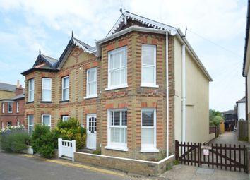 3 bed semi-detached house for sale in Rope Walk, Seaview PO34