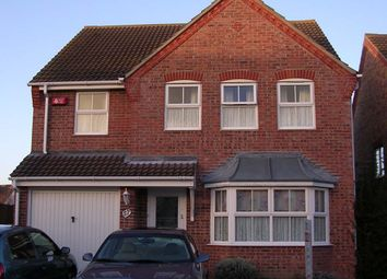 Thumbnail 4 bed detached house to rent in Saxon Way, Willingham, Cambridge
