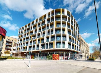Thumbnail 3 bed flat for sale in Atkins Square, Dalston Lane, London