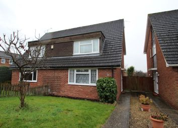 Thumbnail 3 bed semi-detached house for sale in Montrose Walk, Calcot