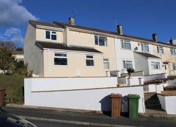 Thumbnail 3 bed terraced house to rent in Hilton Avenue, Plymouth