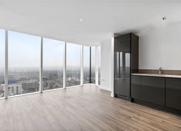 Thumbnail 2 bed flat for sale in Skyline Apartments, Devan Grove, Woodberry Down, London