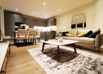 Thumbnail 3 bed flat to rent in Thalia House, Pavillion Square, Royal Arsenal, Woolwich, London