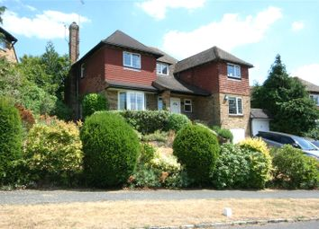 Thumbnail 4 bed detached house for sale in Foxdell Way, Chalfont St Peter, Buckinghamshire