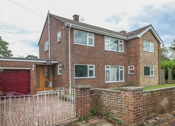 Thumbnail 5 bed link-detached house for sale in Chilbolton, Stockbridge, Hampshire