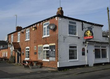 Thumbnail Leisure/hospitality for sale in Public House WR2, Worcestershire