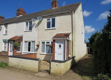 Thumbnail 2 bedroom end terrace house for sale in Rosemary Terrace, Fakenham