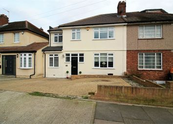 4 bed semi-detached house for sale in Lake Rise, Romford, Greater London RM1