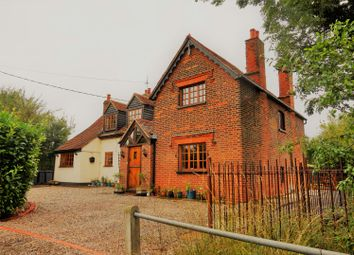 Thumbnail 5 bed detached house for sale in School Lane, Beauchamp Roding