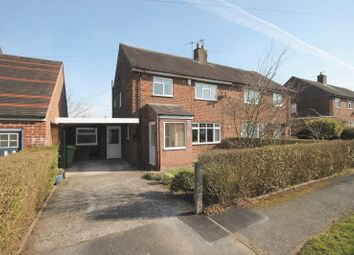 Thumbnail 3 bed property for sale in Townfield Road, Mobberley, Knutsford