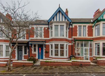 Thumbnail 4 bedroom terraced house to rent in Harrismith Road, Penylan, Cardiff