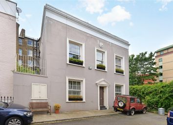 Thumbnail 4 bed end terrace house for sale in Stamford Cottages, Chelsea, London
