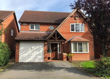4 bed detached house to rent in Templebell Close, Derby DE23