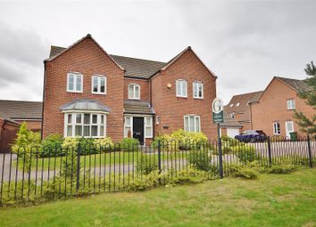 Thumbnail 4 bed detached house for sale in Swallow Crescent, Ravenshead, Nottingham