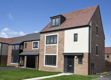 Thumbnail 4 bed detached house for sale in College Mews, Hebburn