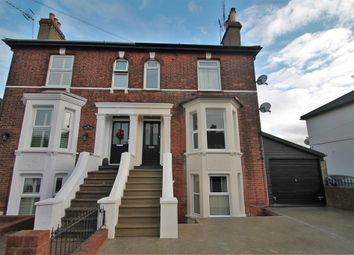 Thumbnail 1 bed flat for sale in Neville Villas, Wrotham Road, Meopham, Gravesend