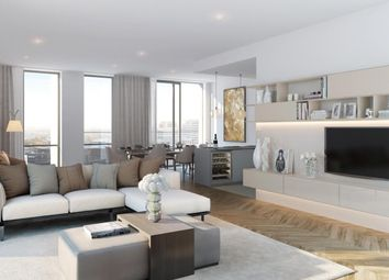 Thumbnail 2 bed flat for sale in Pienna Apartments, North West Village, Wembley