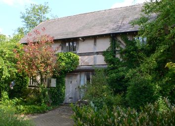Thumbnail 2 bedroom barn conversion to rent in The Steppes, Ullingswick, Herefordshire