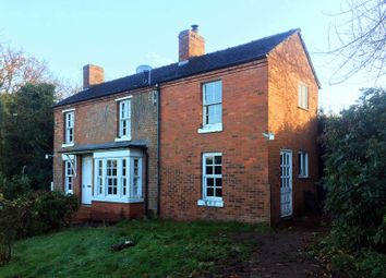 Thumbnail 2 bed detached house to rent in Walk Mill, Near Eccleshall, Staffordshire