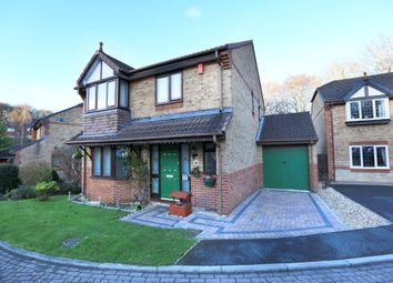 Thumbnail 4 bed detached house for sale in Great Orchard Close, Plymstock, Plymouth