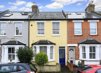 Thumbnail 3 bed terraced house for sale in Victor Road, Teddington