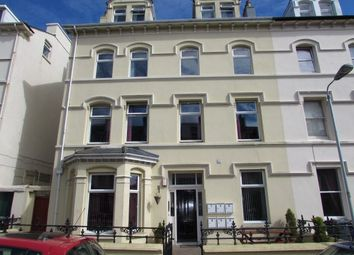 Thumbnail 2 bed flat to rent in Flat 5, 27 Demesne Road, Douglas