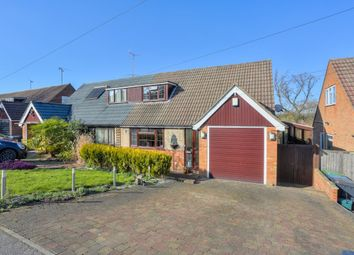 Thumbnail 2 bedroom semi-detached house for sale in The Coppins, Markyate, St. Albans