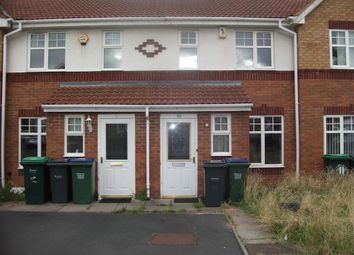 Thumbnail 2 bedroom terraced house to rent in Edwin Phillips Drive, West Bromwich