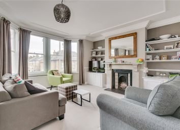 Thumbnail 3 bed flat for sale in Broomwood Road, Battersea, London