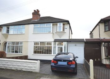 Thumbnail 3 bed semi-detached house for sale in Eaton Gardens, West Derby, Liverpool
