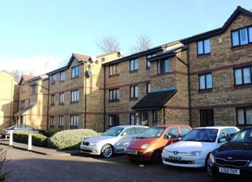 Thumbnail 2 bed flat for sale in Sawyer Close, London