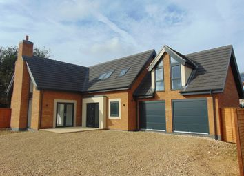 Thumbnail 4 bed detached house to rent in Lodge Lane, Nettleham