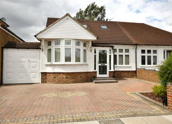 Thumbnail 4 bed semi-detached bungalow for sale in Albemarle Avenue, Twickenham
