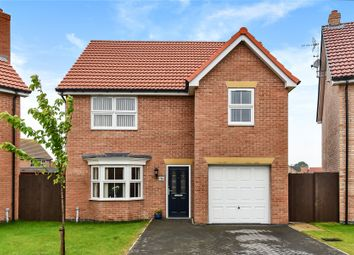 Thumbnail 4 bed detached house for sale in Brocklesby Avenue, Haborough Fields