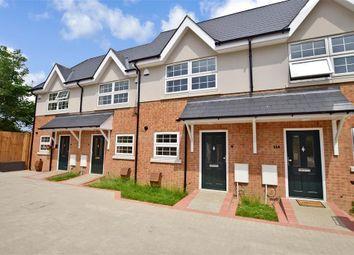 Thumbnail 3 bed terraced house for sale in Glebe Road, Gillingham, Kent